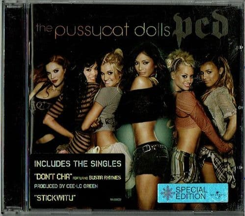 The Pussycat Dolls<br>PCD<br>CD, S/Edition